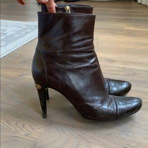 5ac8d487034a Louis Vuitton Heeled Boots for Women